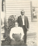 Peach H Jordan, Sr. and Elizabeth Jordan