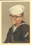 Kenneth in the Navy